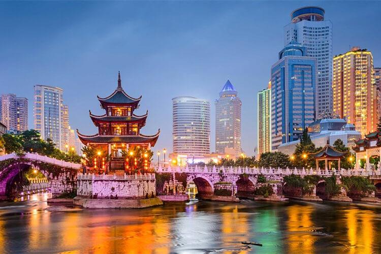 Авиа перевозки по всем направлениям мира: Китай