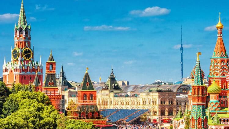 Ավիաբեռնափոխադրումներ աշխարհի բոլոր ուղղություններով – Ռուսաստան